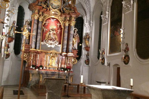 Kirche Hlg. Blut