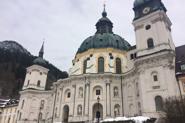 Ausflug Kloster Ettal