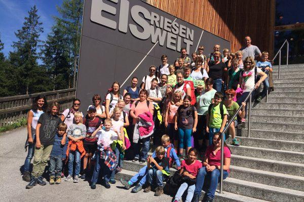 Ferienprogramm Eisriesenwelt